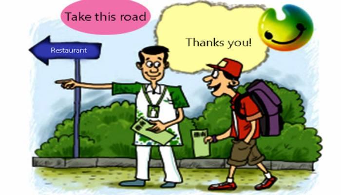 Cách hỏi đường bằng tiếng Anh