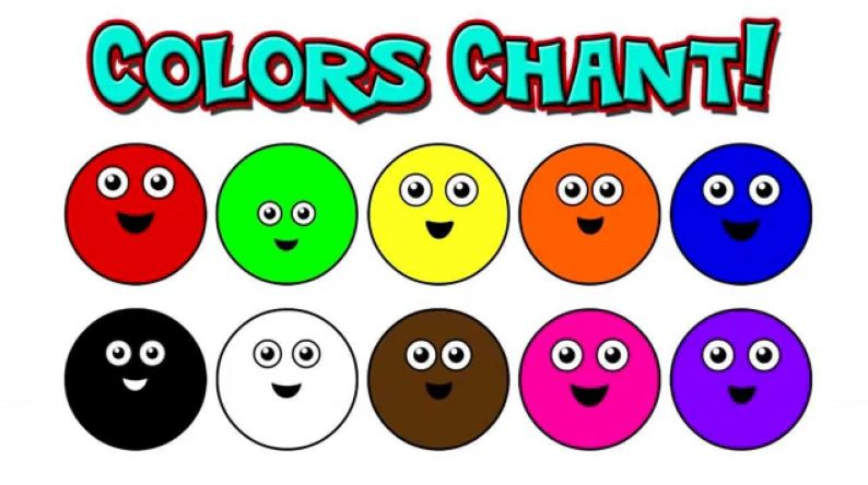 Màu sắc color và Cảm xúc feelings