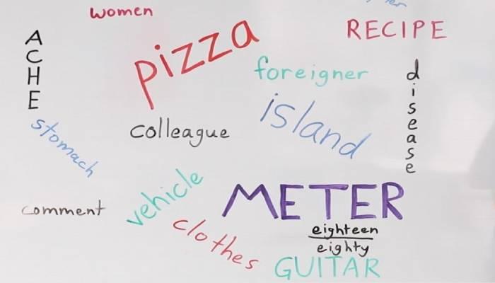 Những từ tiếng Anh người Việt thường phát âm sai
