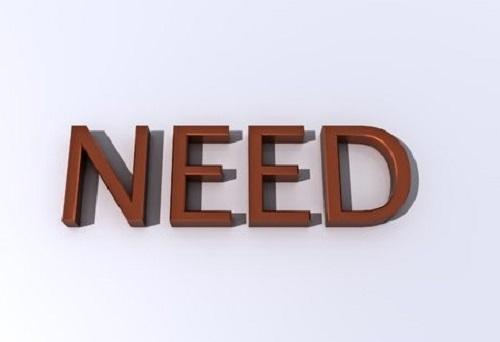 cách sử dụng need 2