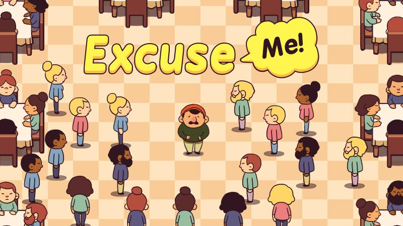 excuse me là gì 1