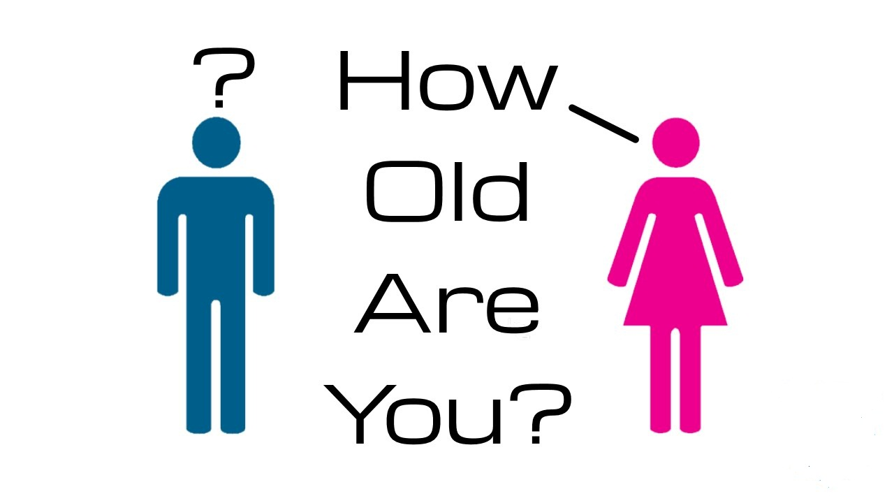 hỏi tuổi bằng tiếng anh 2