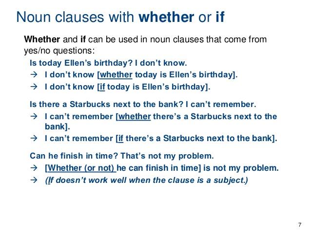 noun clause là gì
