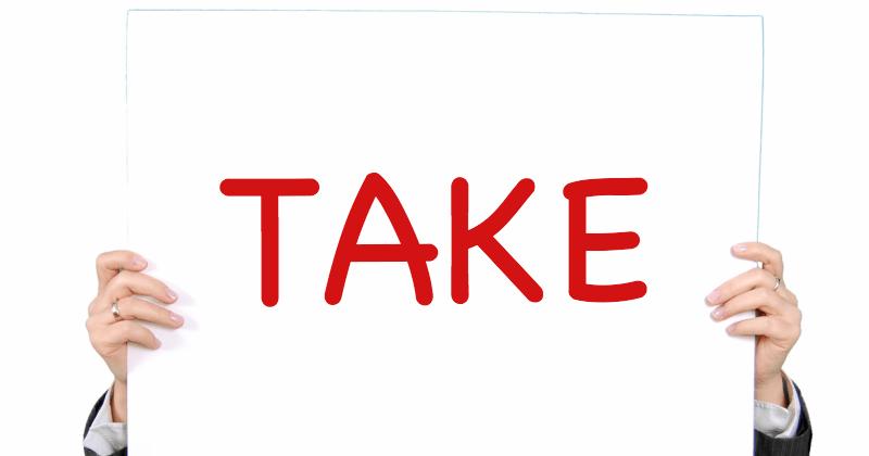 take for là gì
