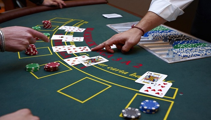 trò chơi casino